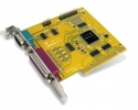 2 porty RS-232 i 2 porty LPT karta PCI