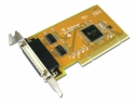2 porty RS-232 karta PCI Low Profile