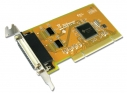 2 porty RS-232 karta PCI High Speed Low Profile