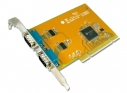 2 porty RS-232 karta PCI High Speed