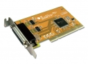 2 porty RS-232 High Speed i 1 port LPT karta PCI Low Profile